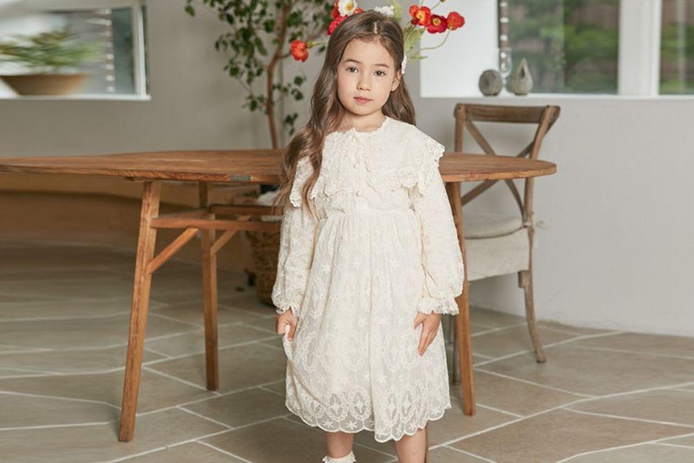 COCO RIBBON - BRAND - Korean Children Fashion - #Kfashion4kids - Bella One-piece