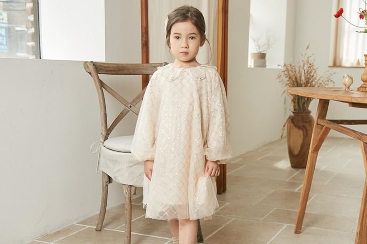 COCO RIBBON - BRAND - Korean Children Fashion - #Kfashion4kids - Bling One-piece