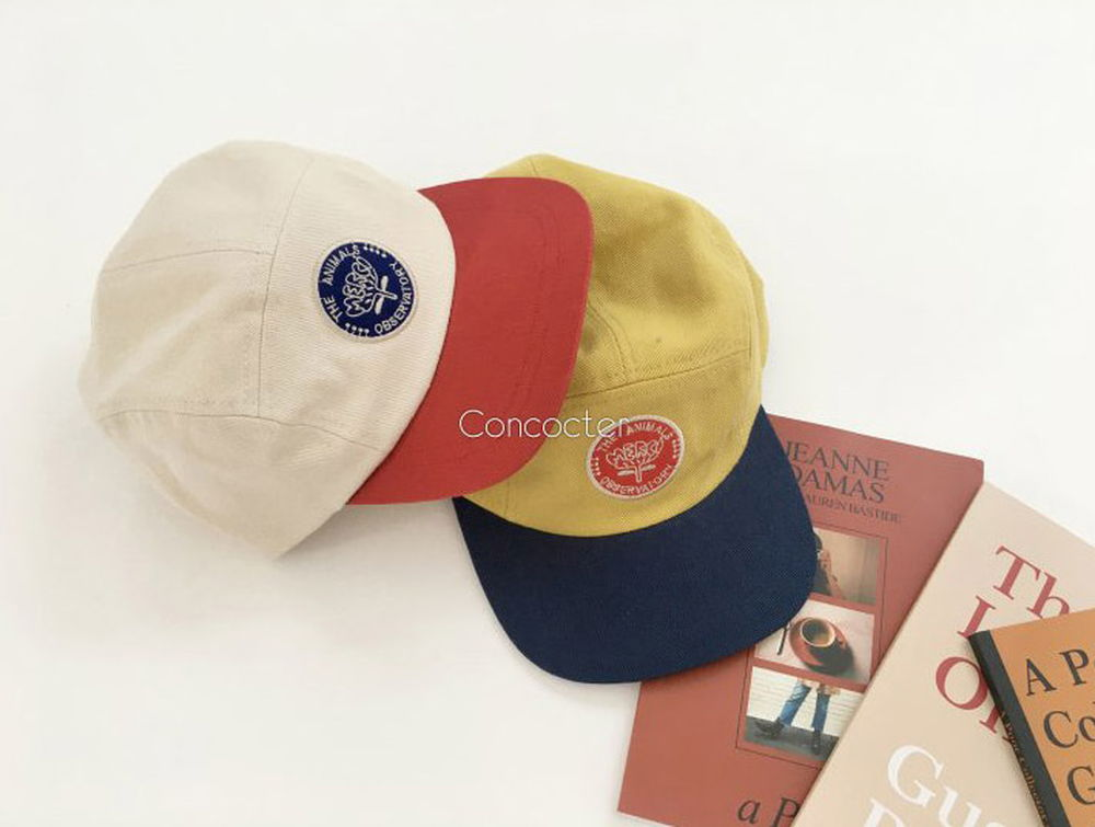 CONCOCTER - Korean Children Fashion - #Kfashion4kids - 7080 Retro Ball Cap