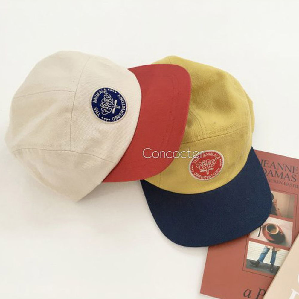 CONCOCTER - BRAND - Korean Children Fashion - #Kfashion4kids - 7080 Retro Ball Cap