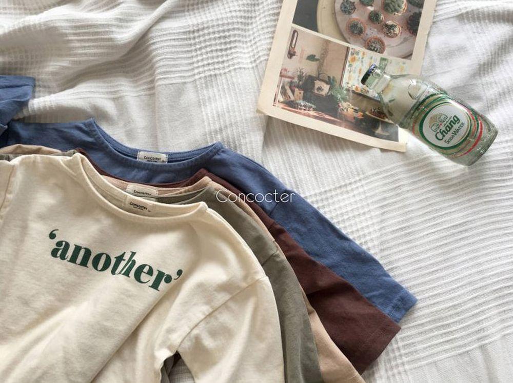 CONCOCTER - Korean Children Fashion - #Kfashion4kids - Another Basic Tee