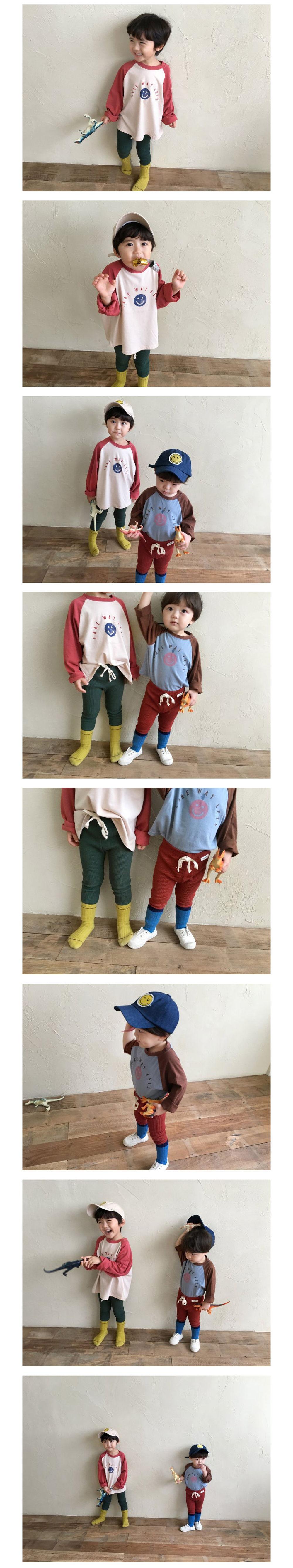 CONCOCTER - Korean Children Fashion - #Kfashion4kids - Ribbed Leggings - 2