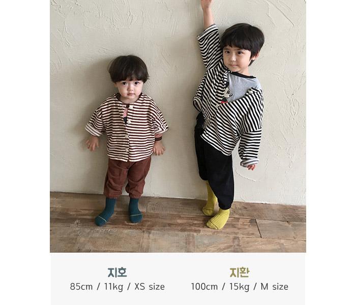 CONCOCTER - Korean Children Fashion - #Kfashion4kids - Ribbed Leggings - 4