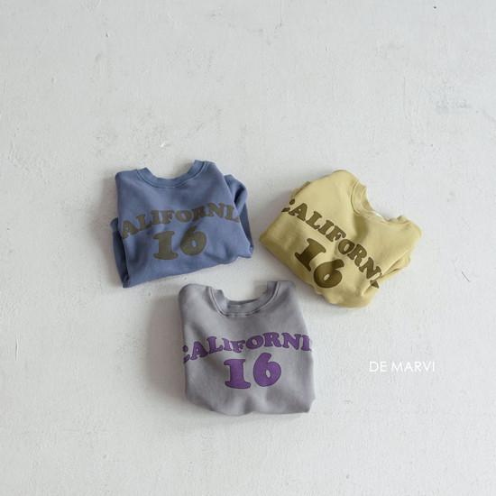DE MARVI - Korean Children Fashion - #Kfashion4kids - California MTM