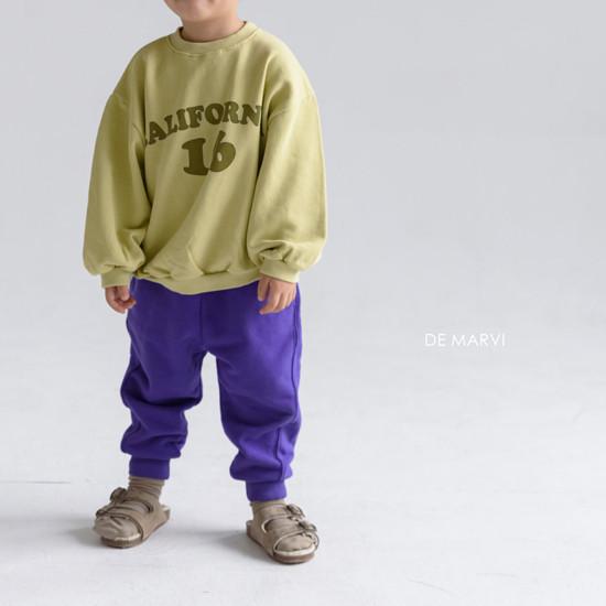 DE MARVI - Korean Children Fashion - #Kfashion4kids - California MTM - 11