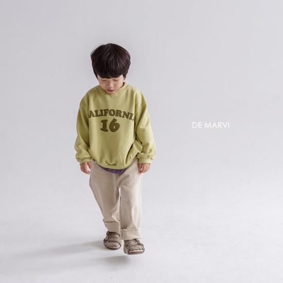 DE MARVI - Korean Children Fashion - #Kfashion4kids - California MTM - 12