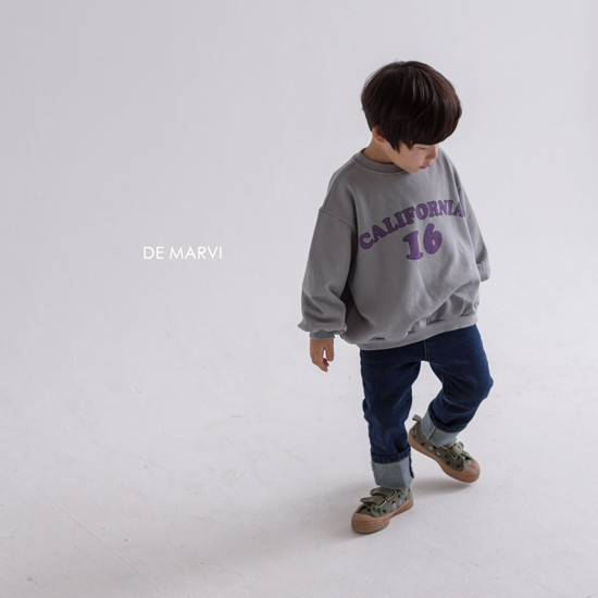 DE MARVI - Korean Children Fashion - #Kfashion4kids - California MTM - 6