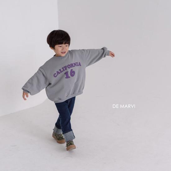 DE MARVI - Korean Children Fashion - #Kfashion4kids - California MTM - 8