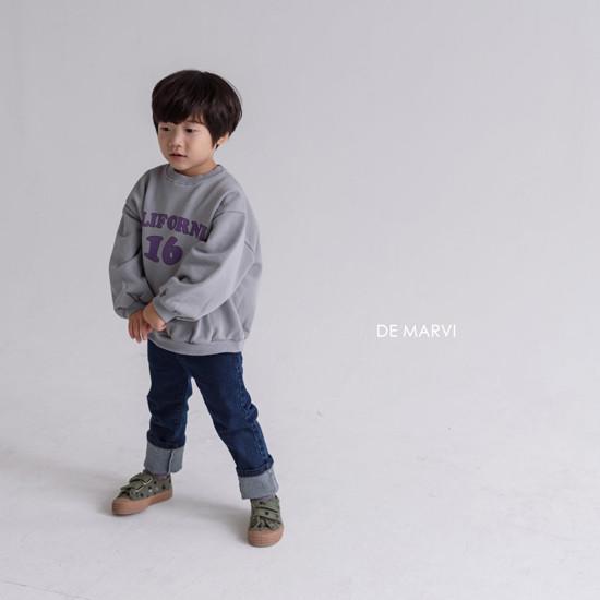 DE MARVI - Korean Children Fashion - #Kfashion4kids - California MTM - 9