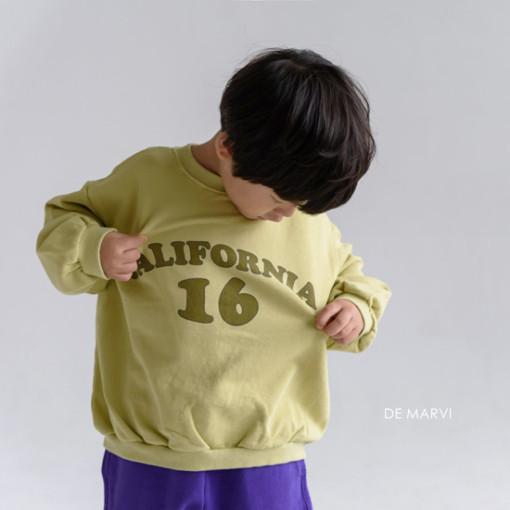 DE MARVI - BRAND - Korean Children Fashion - #Kfashion4kids - California MTM