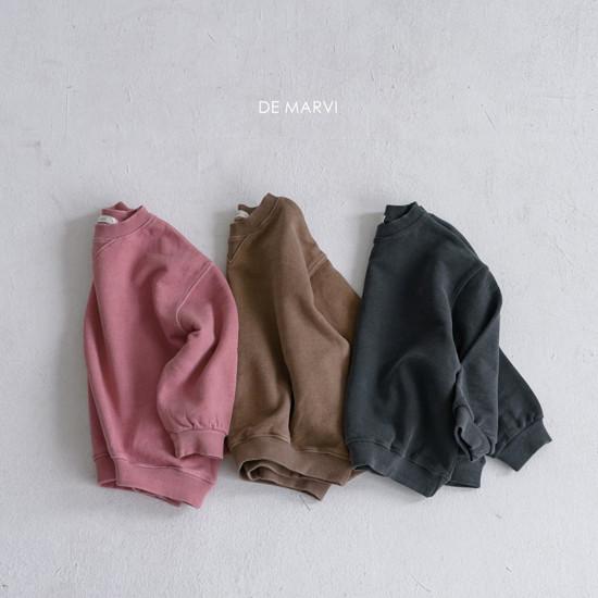 DE MARVI - Korean Children Fashion - #Kfashion4kids - Pigment MTM