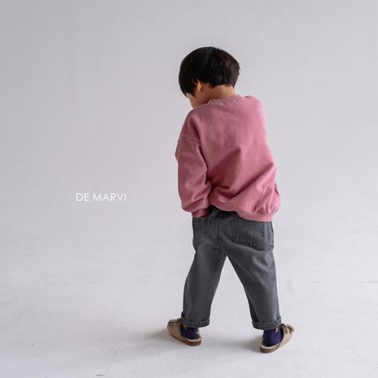 DE MARVI - Korean Children Fashion - #Kfashion4kids - Pigment MTM - 10