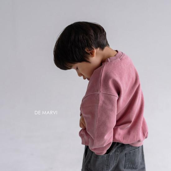 DE MARVI - Korean Children Fashion - #Kfashion4kids - Pigment MTM - 11
