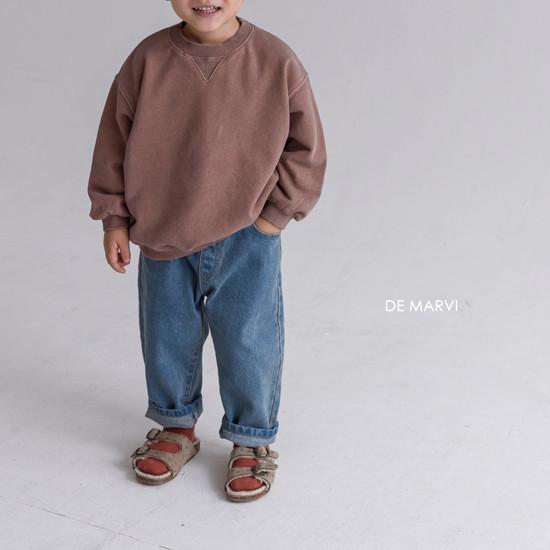 DE MARVI - Korean Children Fashion - #Kfashion4kids - Pigment MTM - 12