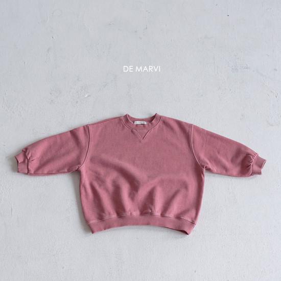 DE MARVI - Korean Children Fashion - #Kfashion4kids - Pigment MTM - 2