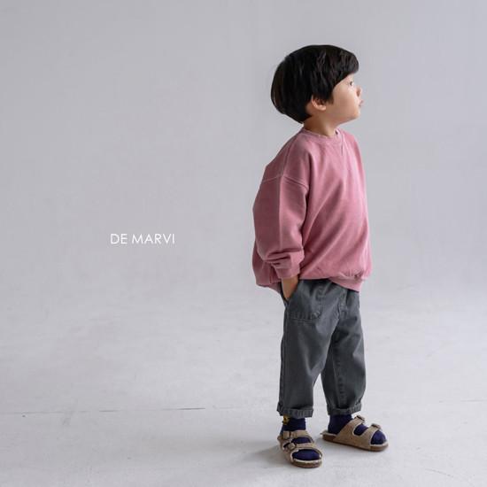 DE MARVI - Korean Children Fashion - #Kfashion4kids - Pigment MTM - 5