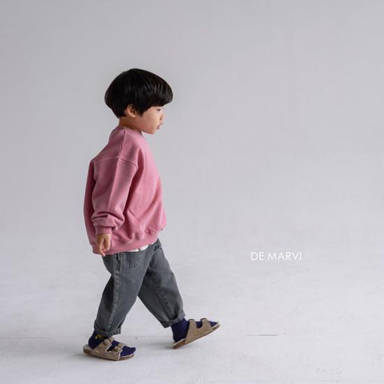 DE MARVI - Korean Children Fashion - #Kfashion4kids - Pigment MTM - 7