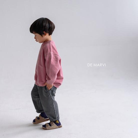 DE MARVI - Korean Children Fashion - #Kfashion4kids - Pigment MTM - 8