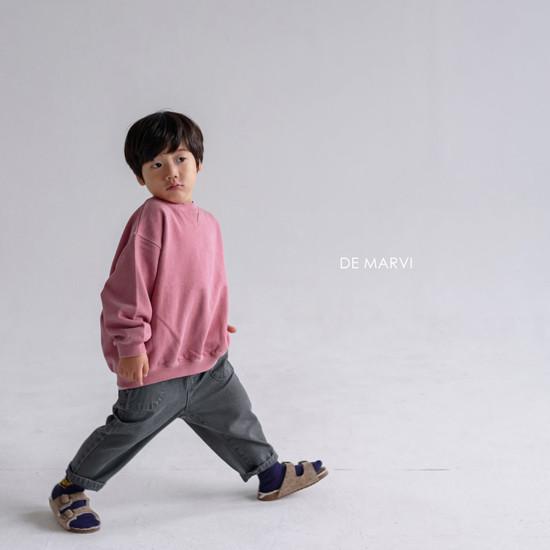 DE MARVI - Korean Children Fashion - #Kfashion4kids - Pigment MTM - 9