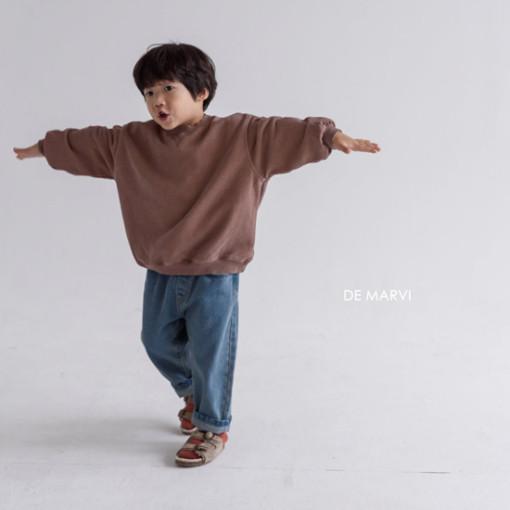 DE MARVI - BRAND - Korean Children Fashion - #Kfashion4kids - Pigment MTM