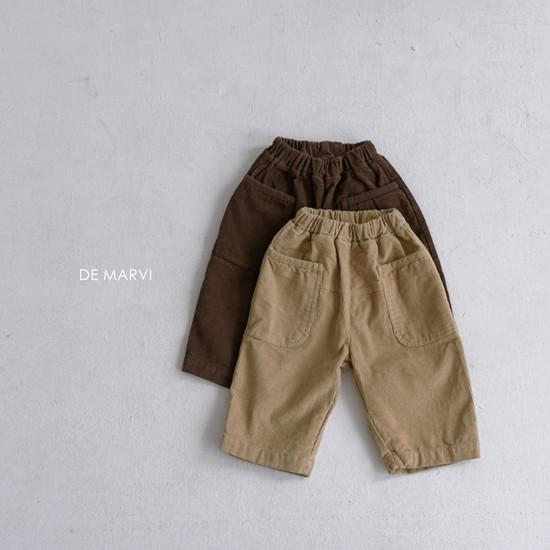 DE MARVI - Korean Children Fashion - #Kfashion4kids - Koku Pants