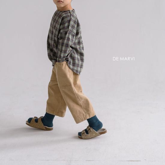 DE MARVI - Korean Children Fashion - #Kfashion4kids - Koku Pants - 11