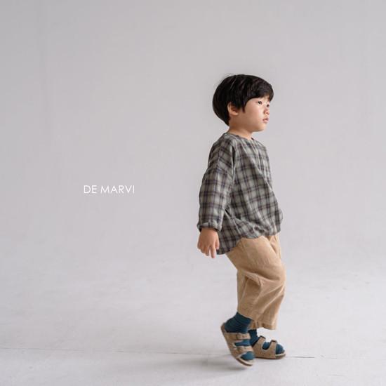 DE MARVI - Korean Children Fashion - #Kfashion4kids - Koku Pants - 12