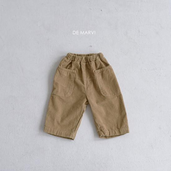 DE MARVI - Korean Children Fashion - #Kfashion4kids - Koku Pants - 2