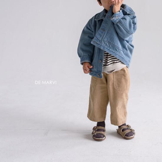 DE MARVI - Korean Children Fashion - #Kfashion4kids - Koku Pants - 4