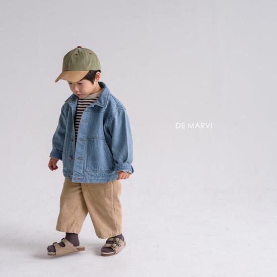 DE MARVI - Korean Children Fashion - #Kfashion4kids - Koku Pants - 5