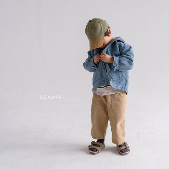 DE MARVI - Korean Children Fashion - #Kfashion4kids - Koku Pants - 6