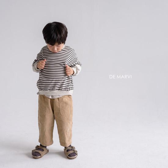 DE MARVI - Korean Children Fashion - #Kfashion4kids - Koku Pants - 7