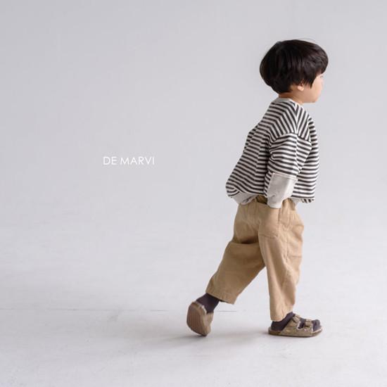 DE MARVI - Korean Children Fashion - #Kfashion4kids - Koku Pants - 8
