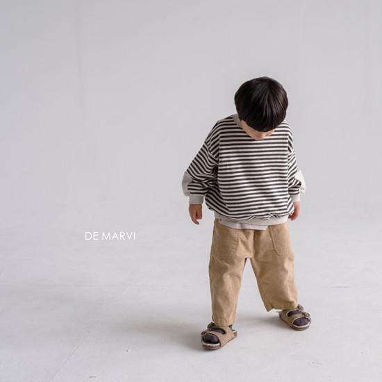 DE MARVI - Korean Children Fashion - #Kfashion4kids - Koku Pants - 9