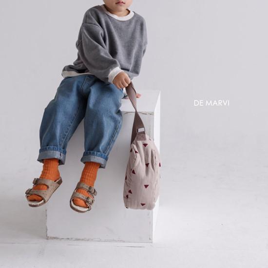 DE MARVI - Korean Children Fashion - #Kfashion4kids - Colored MTM - 11