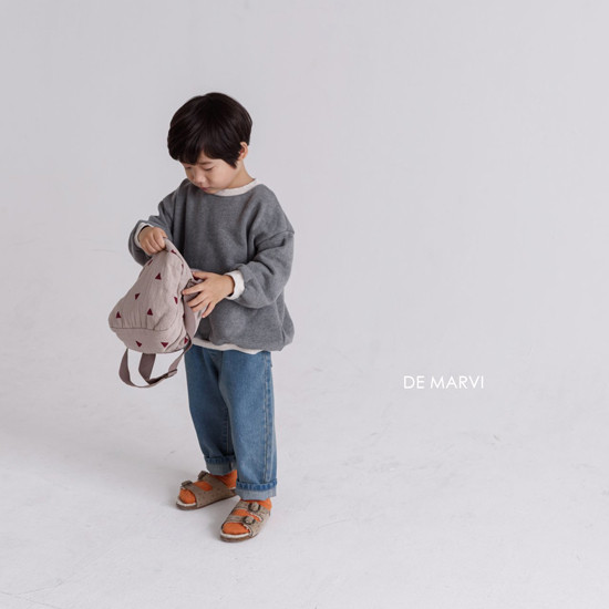 DE MARVI - Korean Children Fashion - #Kfashion4kids - Colored MTM - 12