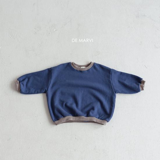 DE MARVI - Korean Children Fashion - #Kfashion4kids - Colored MTM - 3
