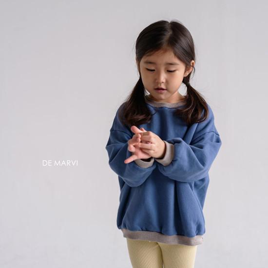 DE MARVI - Korean Children Fashion - #Kfashion4kids - Colored MTM - 4