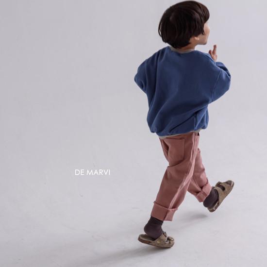 DE MARVI - Korean Children Fashion - #Kfashion4kids - Colored MTM - 8