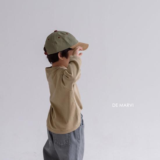 DE MARVI - Korean Children Fashion - #Kfashion4kids - Gro Tee - 10