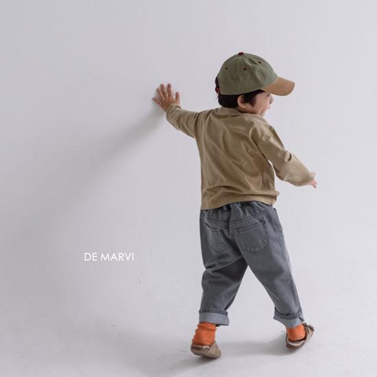 DE MARVI - Korean Children Fashion - #Kfashion4kids - Gro Tee - 11