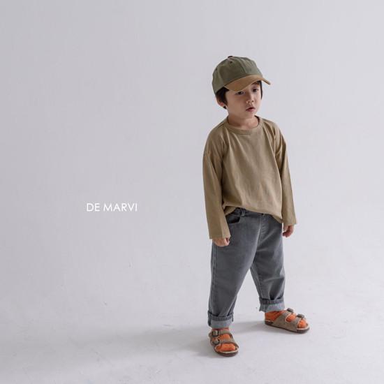 DE MARVI - Korean Children Fashion - #Kfashion4kids - Gro Tee - 12