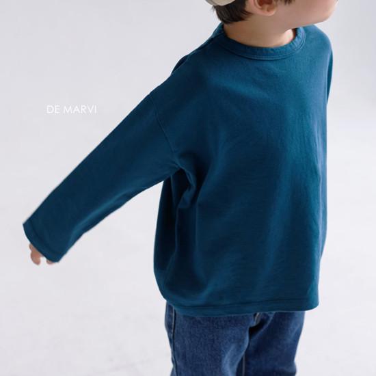 DE MARVI - Korean Children Fashion - #Kfashion4kids - Gro Tee - 2