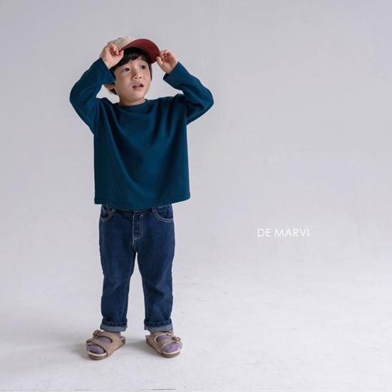 DE MARVI - Korean Children Fashion - #Kfashion4kids - Gro Tee - 3