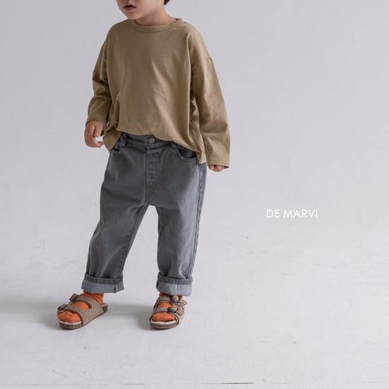 DE MARVI - Korean Children Fashion - #Kfashion4kids - Gro Tee - 5