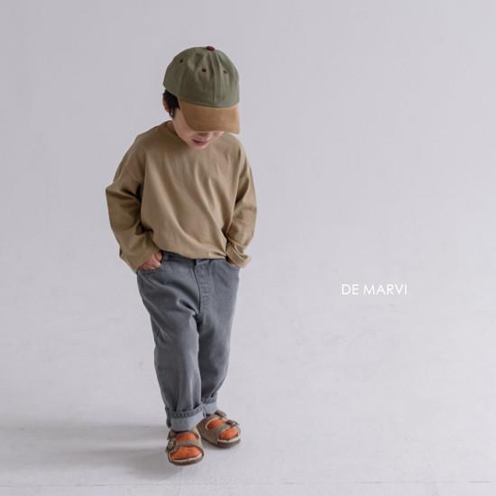 DE MARVI - Korean Children Fashion - #Kfashion4kids - Gro Tee - 6