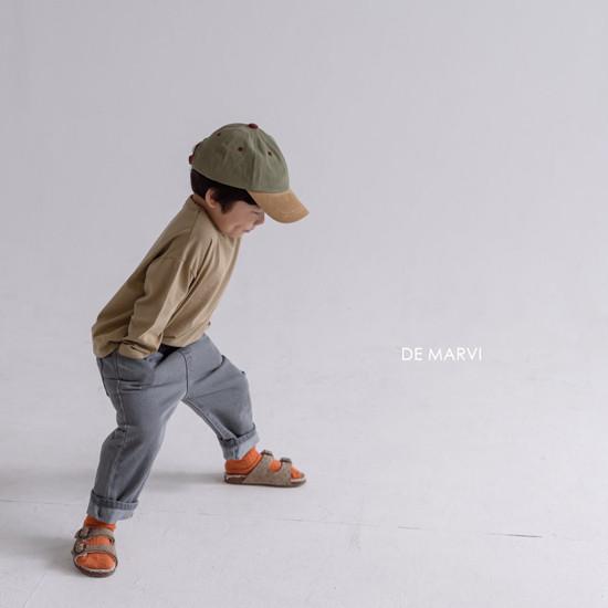 DE MARVI - Korean Children Fashion - #Kfashion4kids - Gro Tee - 7