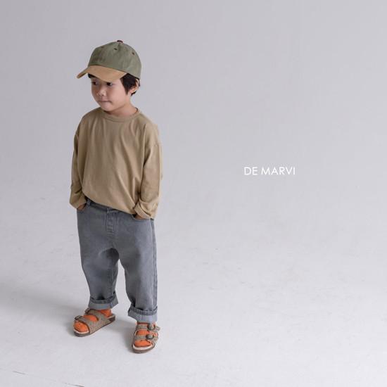 DE MARVI - Korean Children Fashion - #Kfashion4kids - Gro Tee - 8