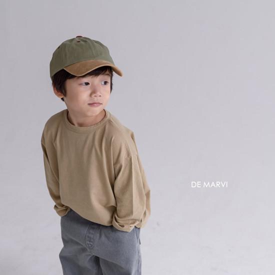 DE MARVI - Korean Children Fashion - #Kfashion4kids - Gro Tee - 9