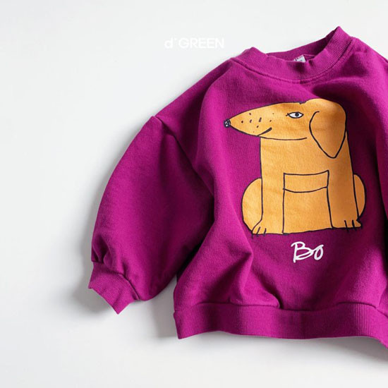 DIGREEN - Korean Children Fashion - #Kfashion4kids - Friends Dog MTM - 11